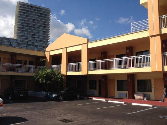 邁阿密米德敦旅館照片