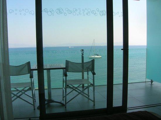 Kos Aktis Art Hotel: balcone