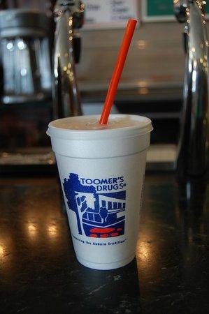 Toomer's Drugs :                   The best lemonaid