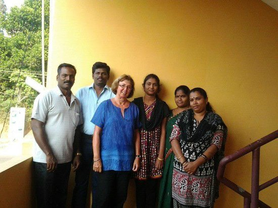 Konark Homestay:                   Family photos
