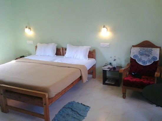 Konark Homestay:                   Double Bed
