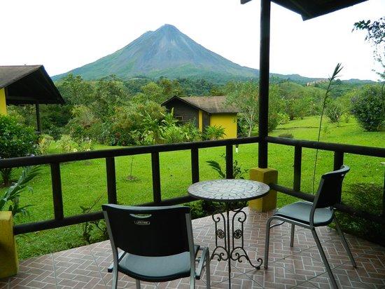 Hotel Campo Verde:                   Het uitzicht