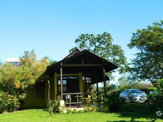 Hotel Campo Verde:                   Het verblijf