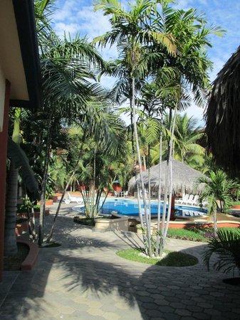 Estancia Real Los Cabos: Pasillos