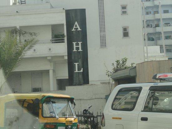 Lemon Tree Premier; The Atrium, Ahmedabad:                   hotel exterior                 