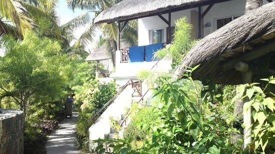 Emeraude Beach Attitude:                   Residenz für 14 Tage