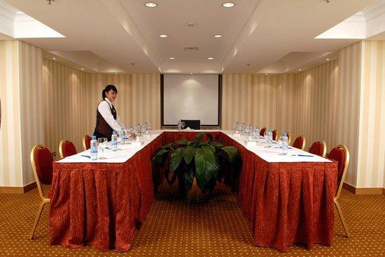 Al Jahra Copthorne Hotel & Resort : Meeting Room