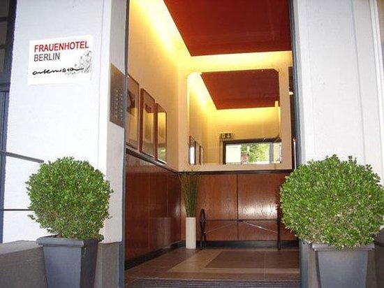 Hotel Artemisia: Lobby