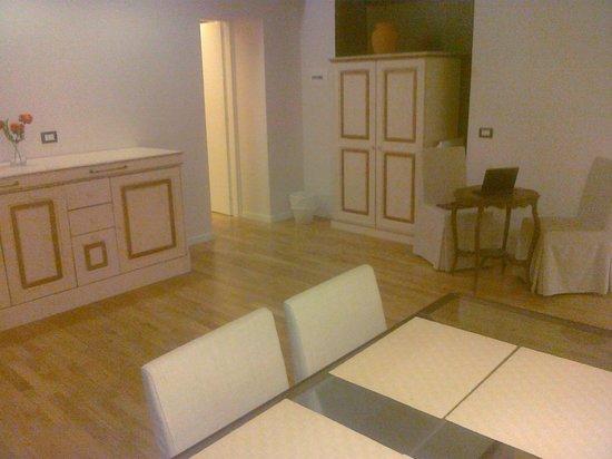 B&B Le Stanze del Duomo:                   il salotto