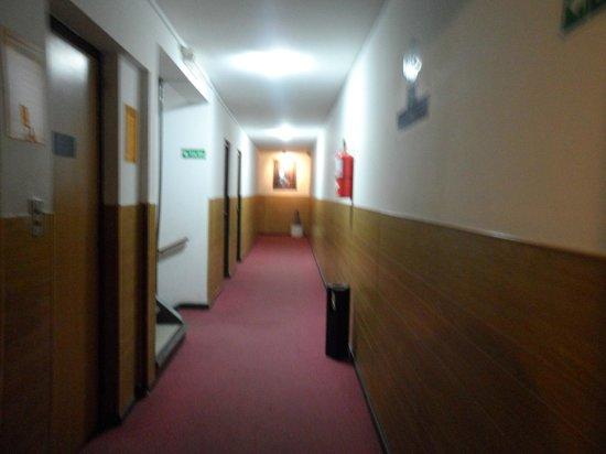 Hotel Pacifico : Vista desde la habitacion
