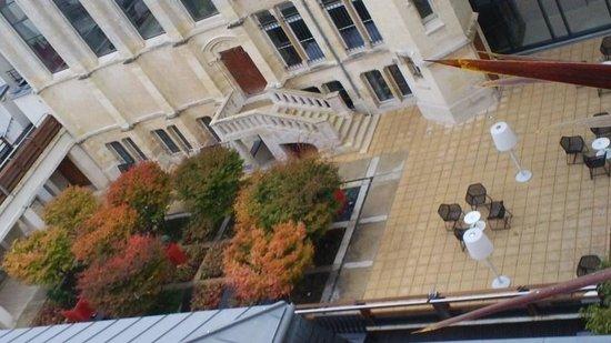 Best Western Premier Hotel de la Paix:                   vue de la chambre