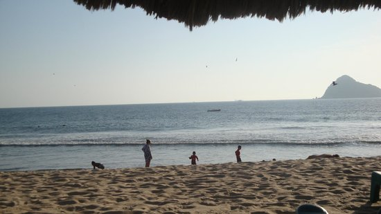 Hotel Playa Mazatlan:                   Playa