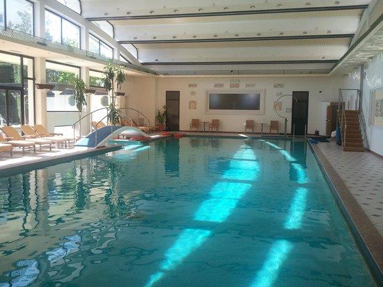 Hotel President Terme: Innenpool