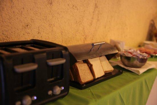 Estancia Real Los Cabos: Desayuno