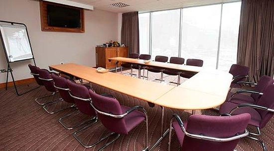 Jurys Inn Plymouth: Meeting Room