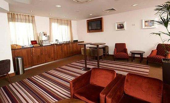 Jurys Inn Belfast: Meetings Belfast Breakout Area