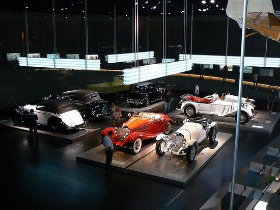 Museum Picture Of Mercedes Benz Museum Stuttgart