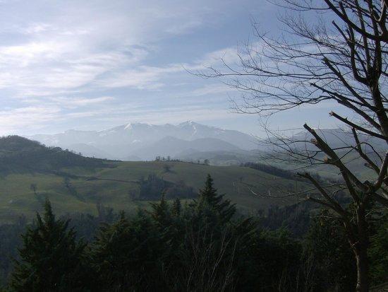 Ca' Maddalena :                   panorama.