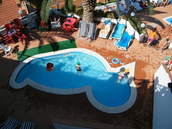 Hotel Corallo:                   Piscina per bambini