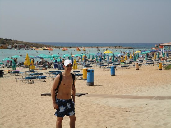 Christofinia Hotel:                   standard hotel, beautiful swimmingpool, wonderfull beach