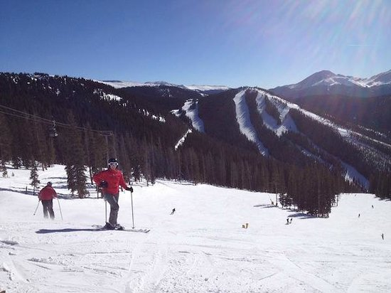 Keystone Lodge & Spa:                   Great Ski Trails