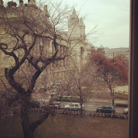 Iberostar Grand Hotel Budapest:                   View from the window..