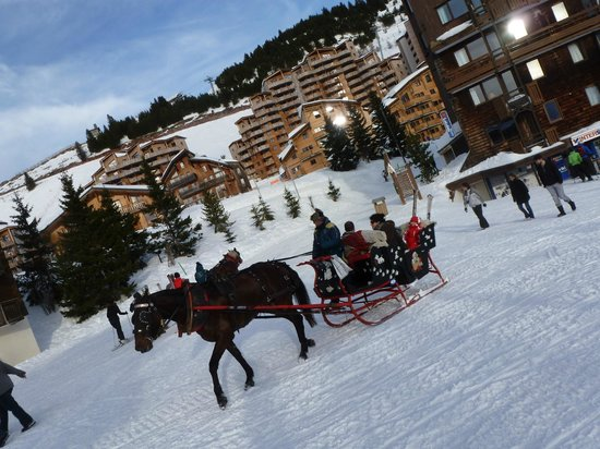 Hotel La Clef Des Champs: Avoriaz
