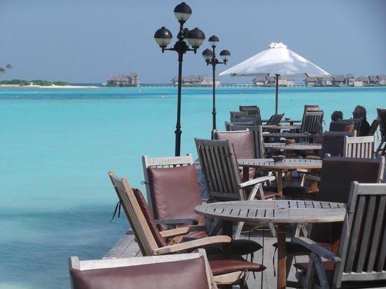 Paradise Island Resort & Spa:                   Vue de la terrasse du bar