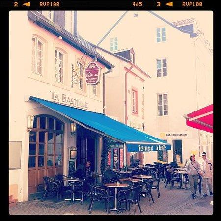 La Bastille:                   Bastille @ summer