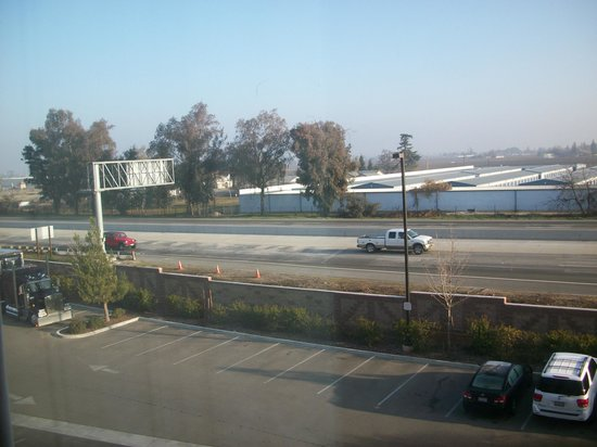 Fairfield Inn & Suites Selma Kingsburg:                   View from Room 326