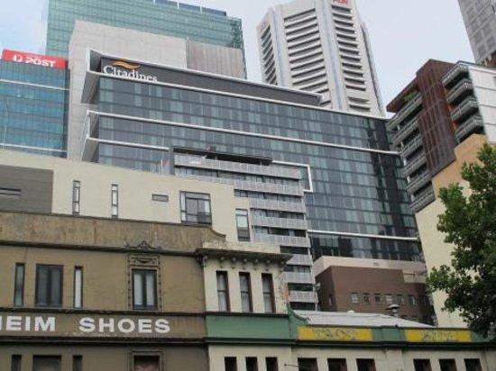 Citadines on Bourke Melbourne: Extérieur