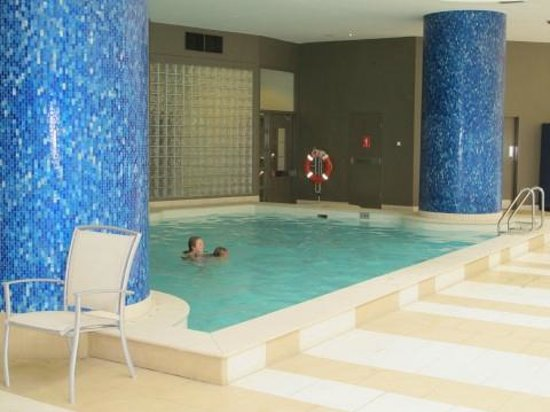 Sydney Harbour Marriott Hotel at Circular Quay: Piscine