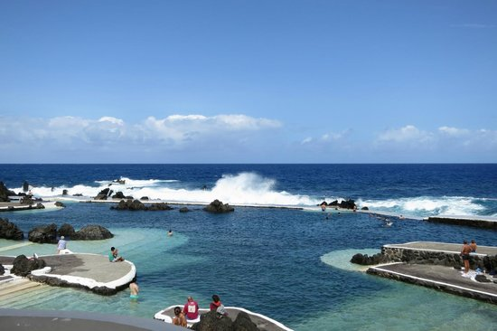 Porto Moniz Natural Swimming Pools: Pool