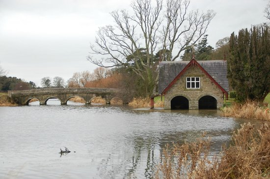 Carton House Hotel & Golf Club: The Boathouse