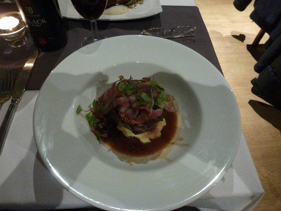 No. 29 Bute: Liver & Bacon
