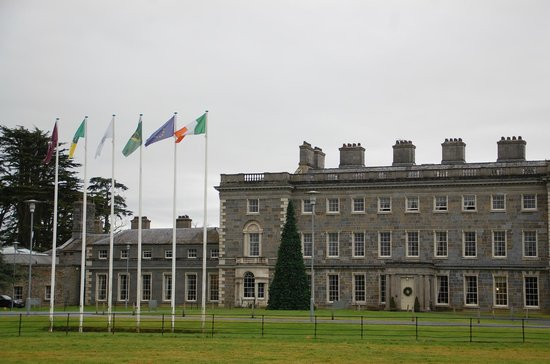 Carton House Hotel & Golf Club: Internationally Acclaimed