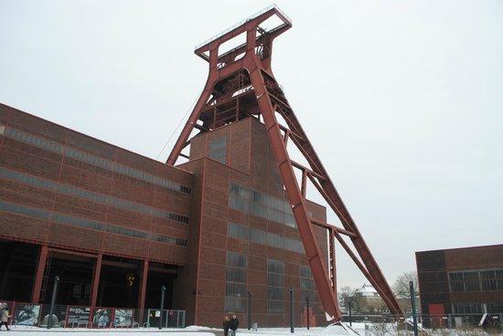 Ruhr Museum Essen Zeche Zollverein