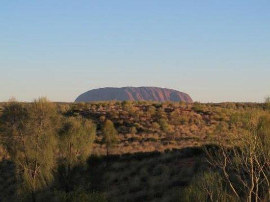 Desert Gardens Hotel, Ayers Rock Resort: Uluru