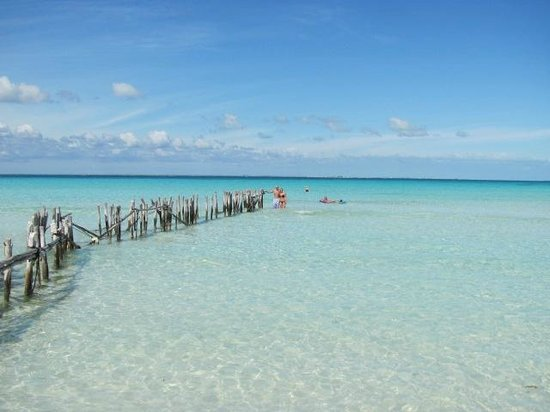 Playa Norte: crystal clear forever