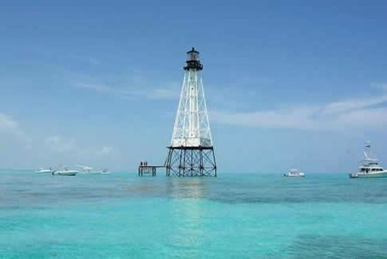 Edge Charters: Islamorada Fishing Charters View