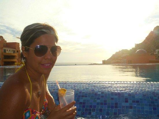 Playa Grande Resort: Alberca Infinity.. planta alta