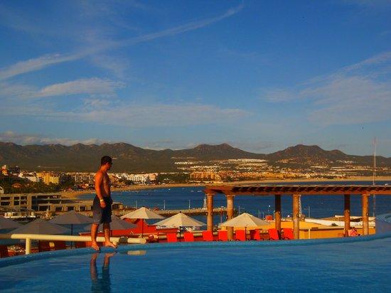 Playa Grande Resort: Alberca Vista a la marina