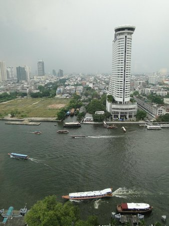 Royal Orchid Sheraton Hotel & Towers: View from our room