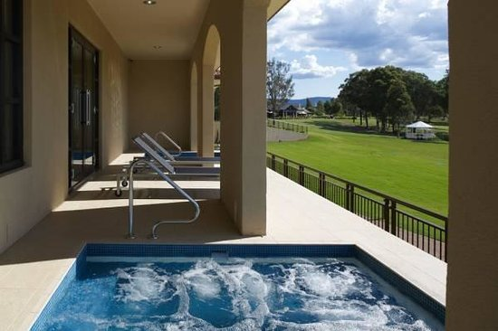 Grand Mercure The Vintage Hunter Valley: Spa