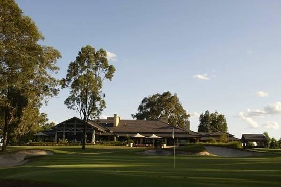 Grand Mercure The Vintage Hunter Valley: Golf