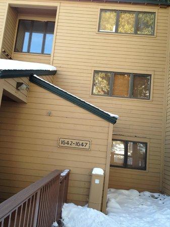 Aspen Ridge Condominiums:                   Quicksilver