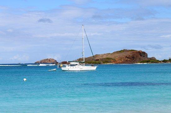 Culebrita Island:                   Tortuga Beach