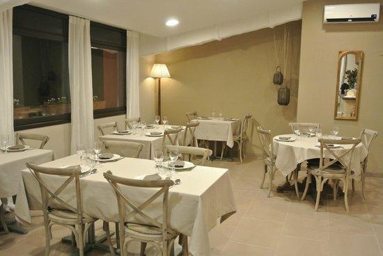 Les Bories Restaurant