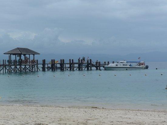 Shangri-La's Tanjung Aru Resort & Spa:                                                       Sapa Island
