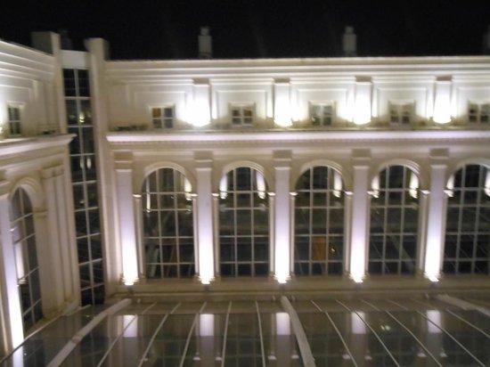 Silken Al-Andalus Palace Hotel:                   Vista dalla camera